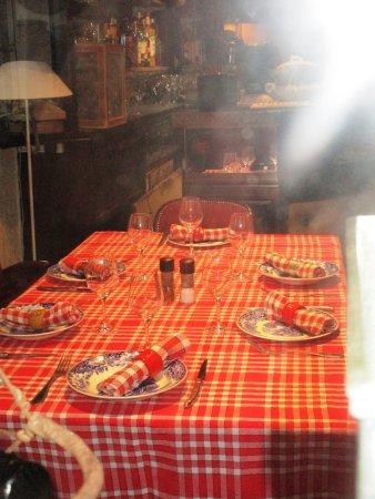 L'aventure: table