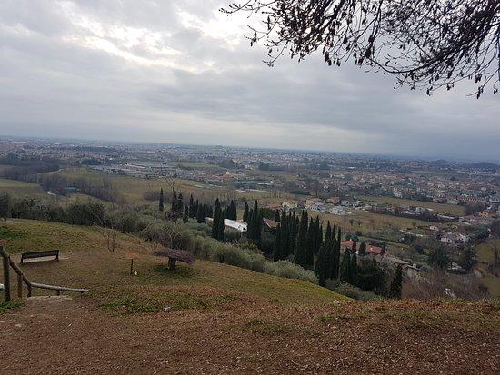 Romano d'Ezzelino, Itália: Passeggiata Col Molin – Colle di Dante – Col Roigo