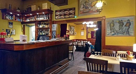 Muikkuravintola Sampo: зал, бар и второй зал