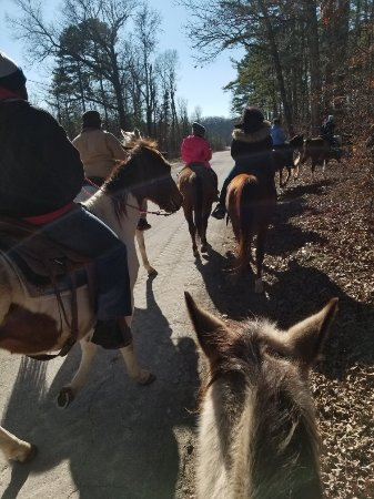 River Man Trail Rides Broken Bow All You Need To Know