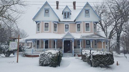 New Church, VA: Victorian Blizzard 2018