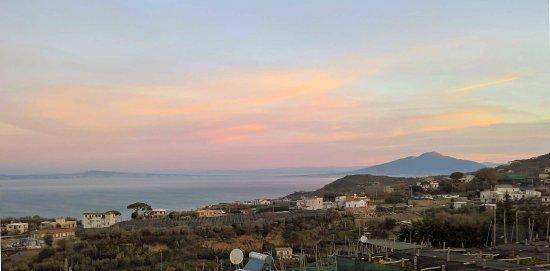 Schiazzano, Itália: Svegliarsi al Casale Villa Marzia