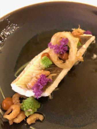 pieterman vis als voorgerecht - photo de taste, louvain - tripadvisor