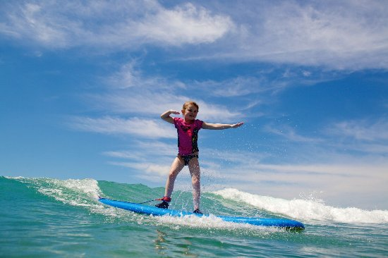 Punta de Mita, Mexico: Surf Lessons for all ages! Enjoy warm water and gentle waves - perfect conditions to learn to su