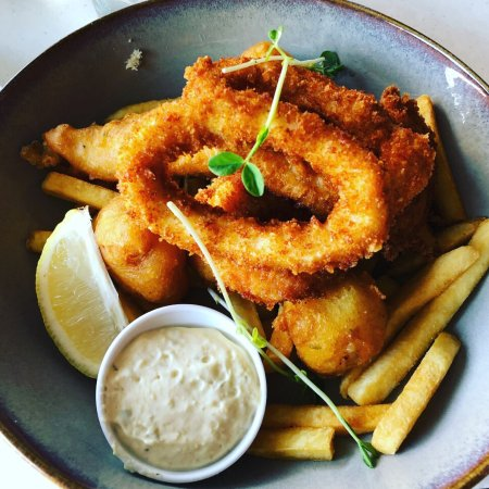 Manly Fish Cafe Reviews
