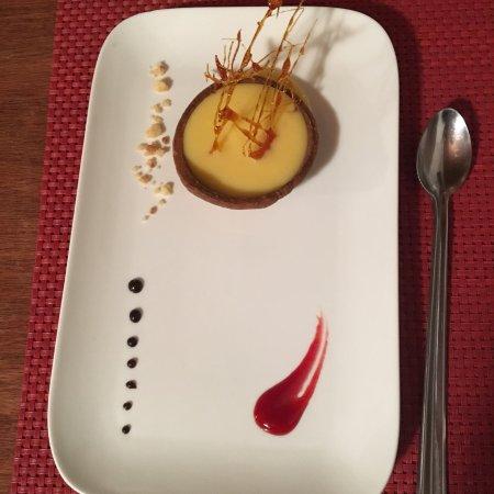 Foto de restaurant chateau de domont del mont restaurant for Hotel domont