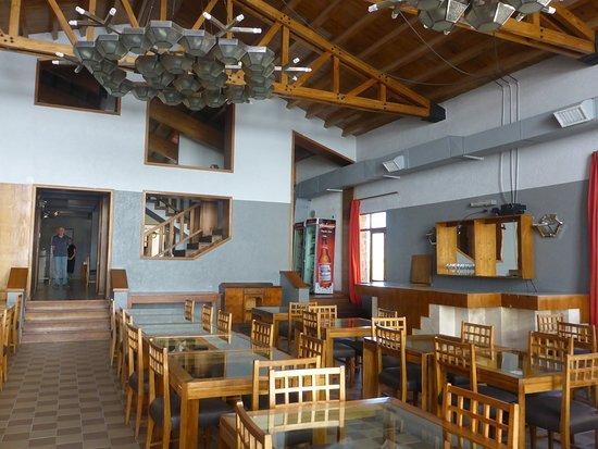 Los Penitentes, Argentina: Restaurant