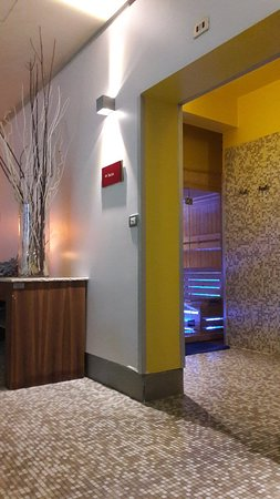 Towers Hotel Stabiae Sorrento Coast : Spa