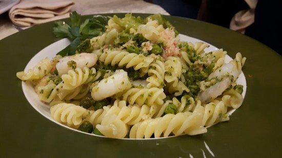 Benevello, İtalya: Spaghettoteca Campoleone