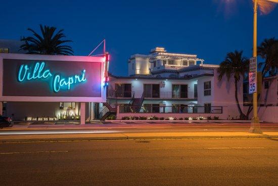 Villa Capri Motel Coronado Ca