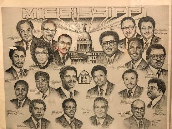 Jackson, MS: African-American politicians from Mississippi in the 80's