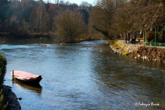Borghetto sul Mincio: il fiume