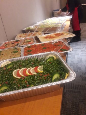 Catering at Pittsburgh University