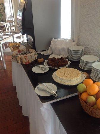 Dorisol Estrelicia: Repas du midi
