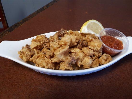 Tor's Fish & Chips: Calamari