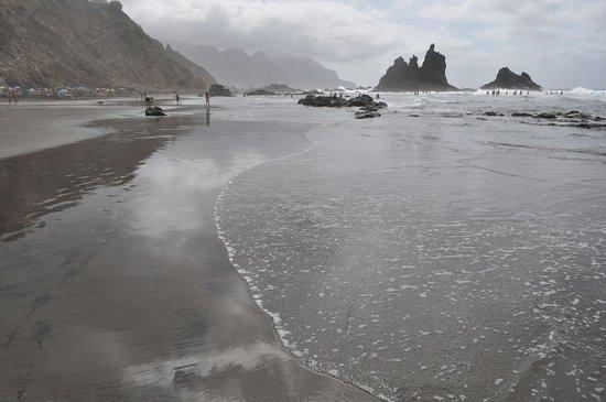 Playa de Benijo : Water
