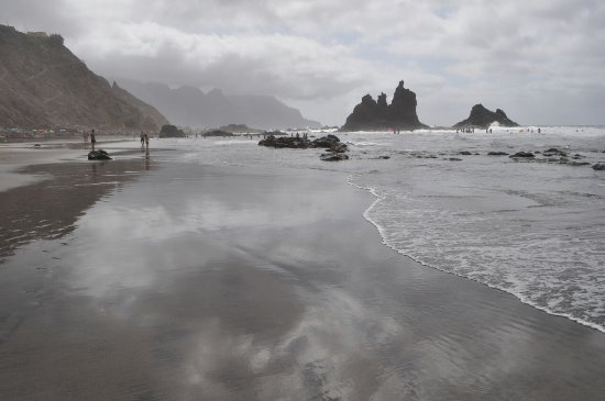 Playa de Benijo : No water