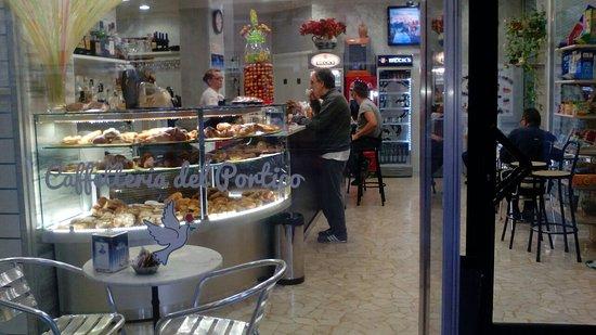 Bar caffetteria del portico bologna ristorante for Avvolgere le planimetrie del portico