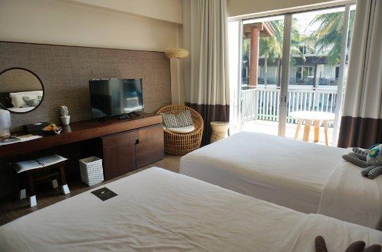 Veranda Resort Hua Hin - Cha Am Mgallery by Sofitel: อีกมุมหนึ่งของห้องนอน