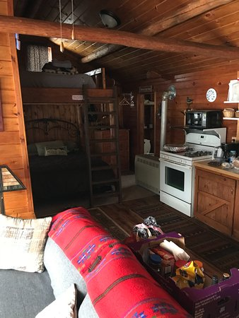 Cabin 3....everything you need and more!