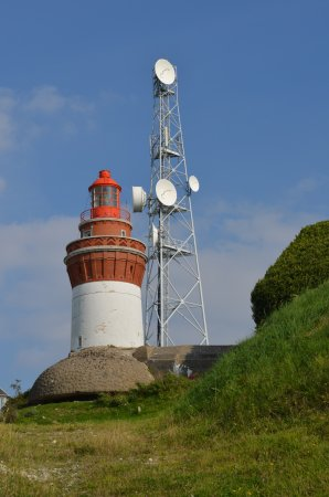 Leuchtturm Phare Lighthouse Ault
