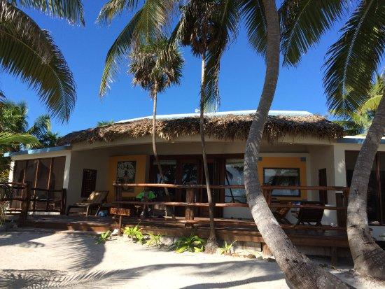 La Perla Del Caribe: View of Sapphire Villa