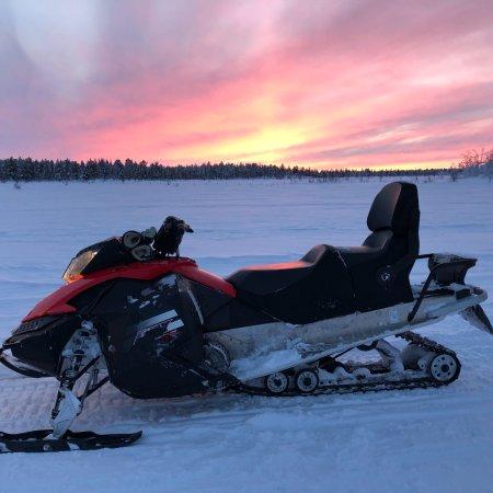 Kiruna, Sweden: Super Tour - sehr zu empfehlen