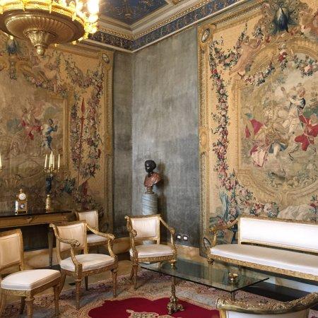 Quirinale palace palazzo del quirinale r ma - Arredatori d interni roma ...