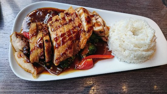 Honey Roasted Chicken Picture Of Zen La Cuisine Vietnamienne