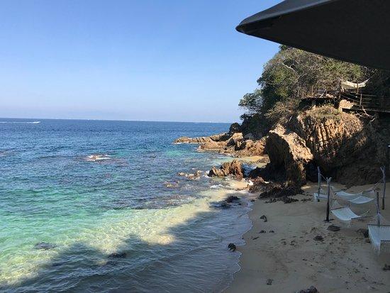 Vallarta Adventures - Las Caletas Beach Hideaway : Adults only beach