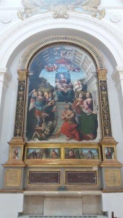 Chiesa di Santa Sperandia: Santa Sperandia