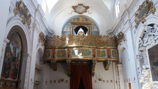 Cingoli, Italie : Santa Sperandia