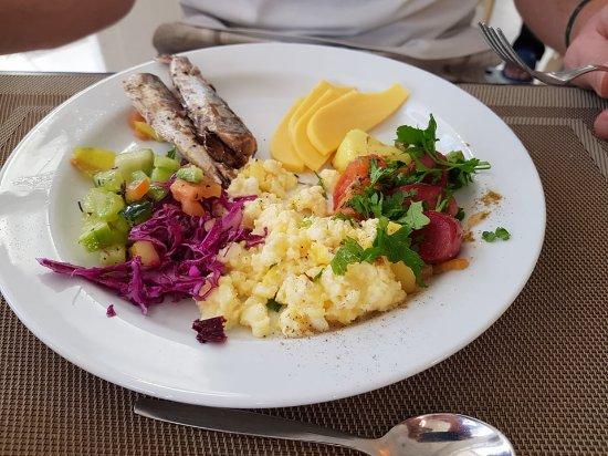 Hotel Marhaba Beach: ontbijt