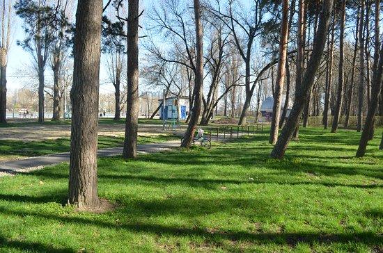 The Solnechny Ostrov (Sunny Island) Park: 2013