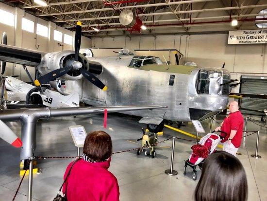 Polk City, FL: 1944 Consolidated B-24J Liberator