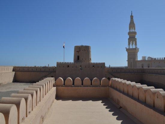 Ras al Hadd Castle