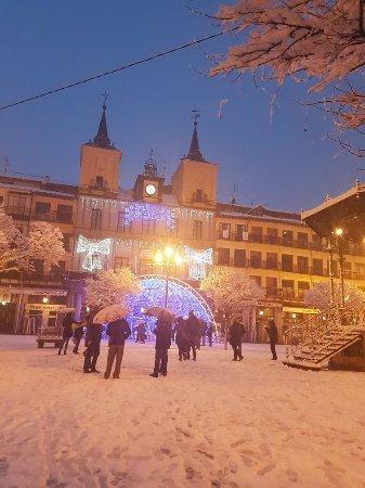 Plaza Mayor: 20180106_181829_large.jpg