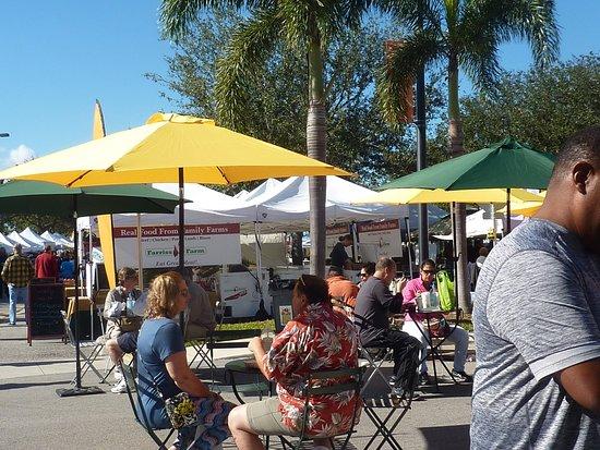 The Gardens Greenmarket Palm Beach Gardens Fl