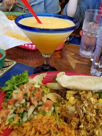 La Quinta, CA: Mango Margarita