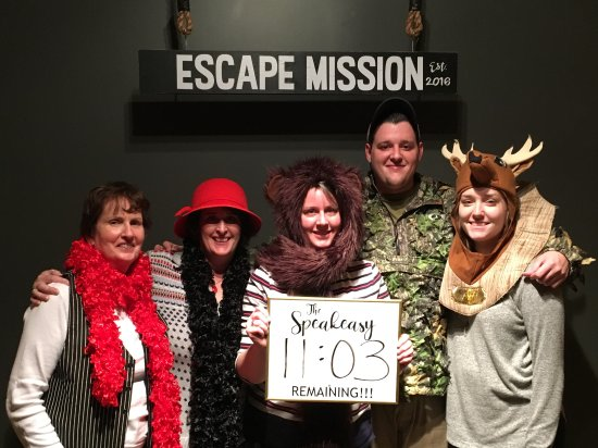 ‪Escape Mission Chattanooga‬