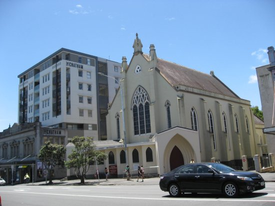 Pitt Street Methodist Church