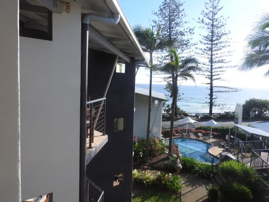 Coolum Beach, Australië: another view from room