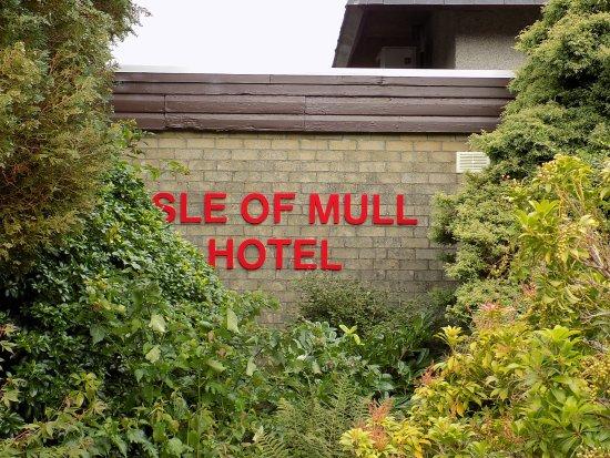 Isle of Mull Hotel & Spa: Outside.