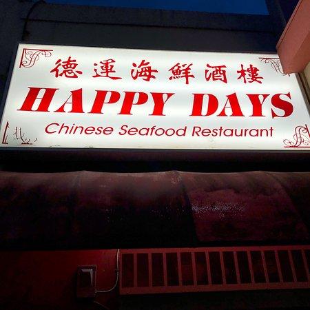 Happy Days Chinese Restaurant Hawaii