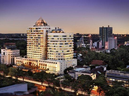 Sofitel Saigon Plaza : Exterior