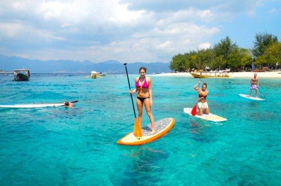 Gili Islands, Indonesia: gili trawangan lombok