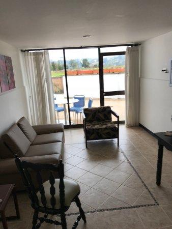 Sala: fotografía de Hotel Panorama Comfaboy, Paipa - TripAdvisor