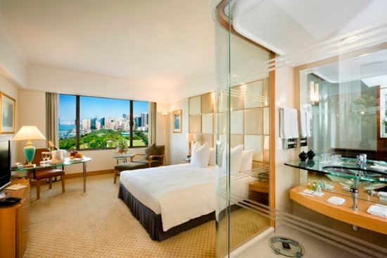The Park Lane Hong Kong, a Pullman Hotel: Guest room