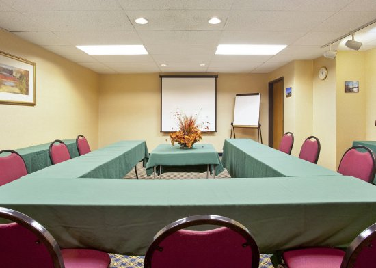 Sturtevant, Ουισκόνσιν: Meeting room