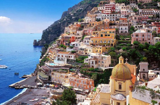 Private Tour Positano Sorrento And